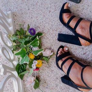 NEW!!! Eva & Zoe Black Women Shoes